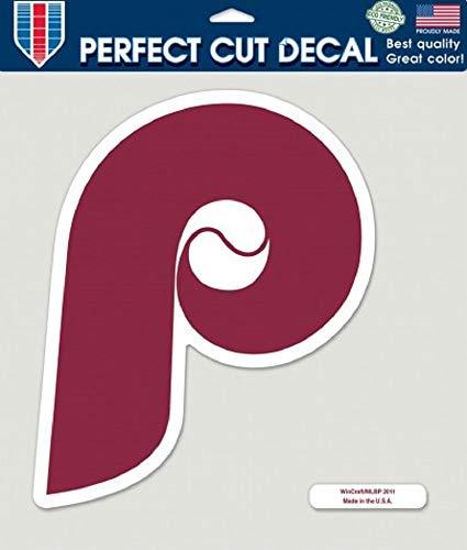 Wincraft Philadelphia Phillies 8x8 Die Cut Decal