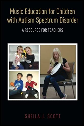 Music Education for Children with Autism Spectrum Disorder: A Resource for Teachers