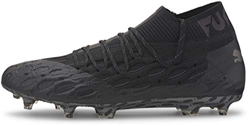 PUMA Mens Future 5.1 Netfit Fg Ag Athletic Shoes - Blue