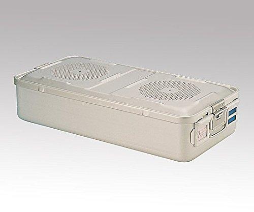 滅菌コンテナ- L PTFEフィルタ-タイプ 580×280×135mm /8-5143-02 B07BL4RQHF