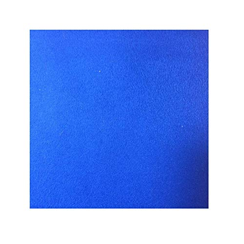 "Mybecca Microsuede Suede Fabric Upholstery Drapery Furniture Cover & General Use Fabric 58/60"" Width Fabric Sold Per Yard Royal Blue"