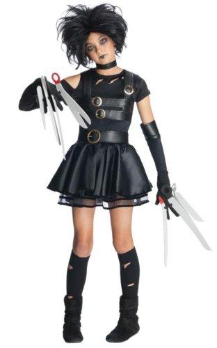 Miss Scissorhands Tween Costume - (Edward Scissorhand Costume)