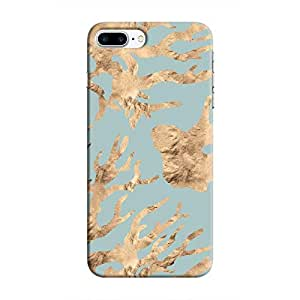 Cover It Up - Blue Nature PrintiPhone 7 Plus Hard case