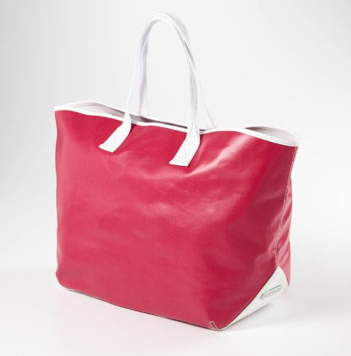 Clava Carina Large Tote, Watermelon