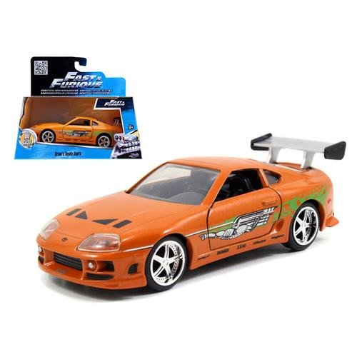 toyota supra model car diecast - 3