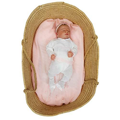 Amazon.es: Borda y más Bebé Reborn recién Nacido hiperrealista ...