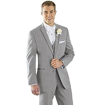MYS Men personalizados de hecho esposo boda esmoquin traje Pants ...