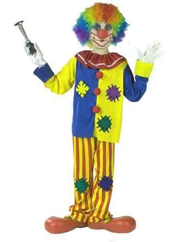 Child Big Top Clown Costume (Size: Small (Child Big Top Clown Costumes)