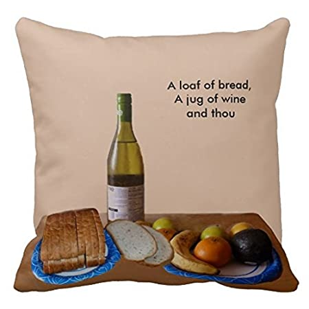 a loaf of bread a jug of wine and thou