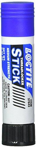 Loctite 37643 Blue Medium Strength Threadlocker Stick, 9-gram by Loctite (Stick Blue Medium Threadlocker Strength)