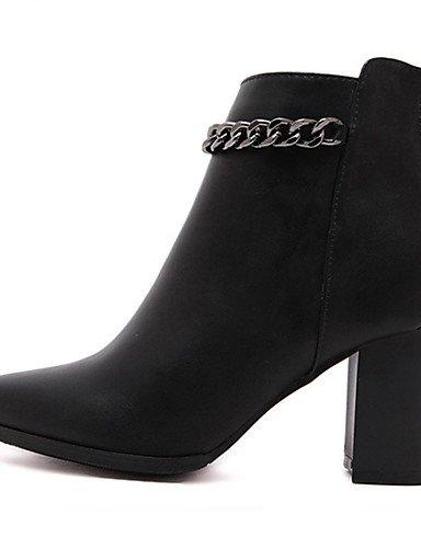 Boîte le Mariage Xzz Fine Black Avec haute Eu36 Mariée Uk4 Étanche Cn36 De Nouveau Ultra Sexy us6 Nuit Chaussures 0BdBRSq