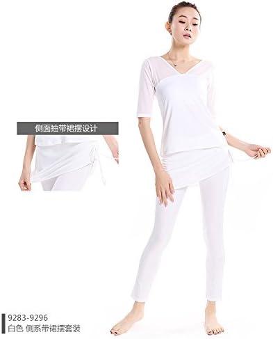 Qsheulx Trajes De Yoga Y Fitness Wear Femenino Sujetador Con ...