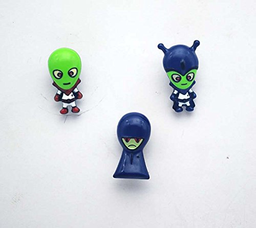 Price comparison product image New custom creative drip brooch cartoon alien South Korean female lovely wild retroet badge accessories