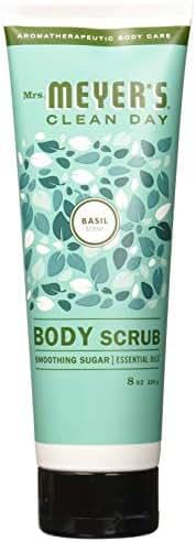 Body Washes & Gels: Mrs. Meyer's Body Scrub