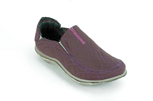 Cushe Women's Surf Slipper Quilted (5 in Purple)