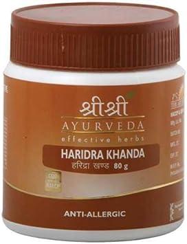 Sri Sri Ayurveda Haridra Khanda Churna el mejor purificador de ...