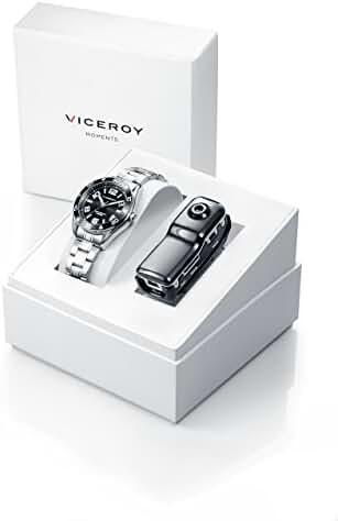 Watch Viceroy 40975-55 Steel Silver Child Communion