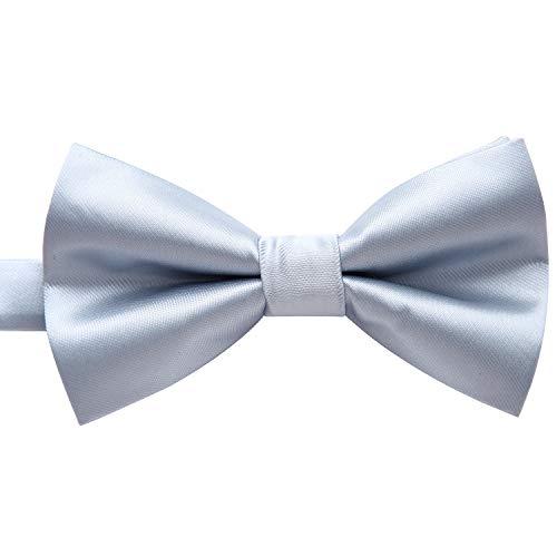 Enlision Pre-Tied Bow Tie Polka Dot Adjustable Formal Bowties Neck Tie for Men & Boys