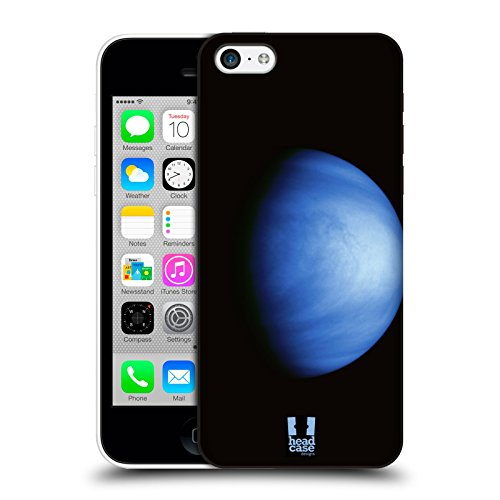 Head Case Designs Venere Spazio Aperto Cover Retro Rigida per Apple iPhone 5c