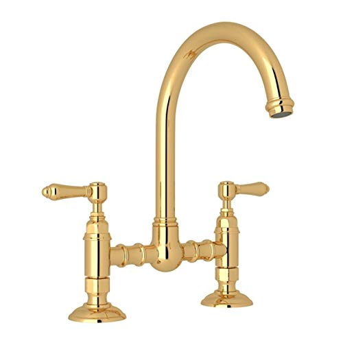 ROHL A1461LMIB-2 KITCHEN FAUCETS Italian Brass