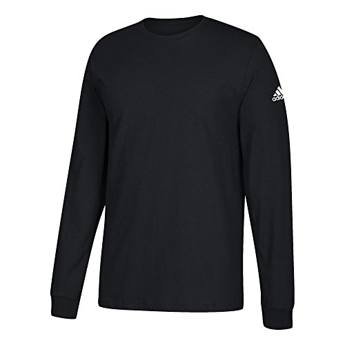 Adidas Men's Long Sleeve Logo Shirt (Adidas Long Sleeve Shirt)