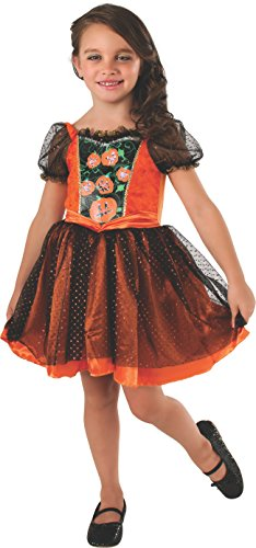 Ballerina Costumes Ideas (Rubies Orange Light-up Pumpkin Costume, Small)