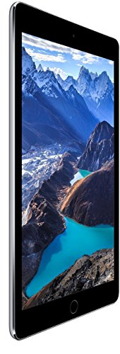 Apple iPad Air 2 MH2M2LL/A (64GB , Wi-Fi + 4G, Space Gray) VERSION (Renewed) ()