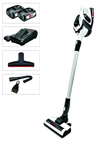 Bosch Unlimited Serie 8 Rechargeable Vacuum Cleaner, White, BBS1224AU