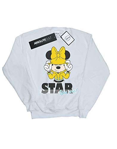 Disney Mickey Sweat Mouse Fille shirt Blanc Star Are You TvgHTB