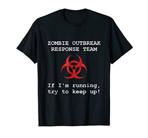 Zombie Response Team Funny -