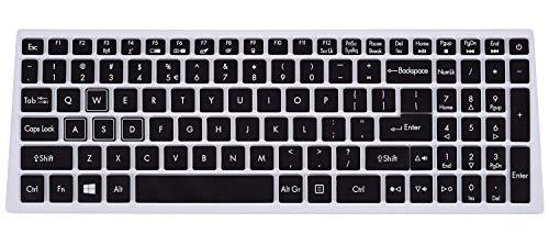 ikammo Keyboard Cover Skin Case Compatible Acer Predator Hel
