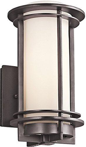 Kichler 49344AZFL One Light Outdoor Wall Mount