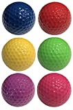 Infusion Miniature Golf Balls Colored
