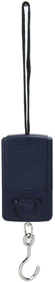 Portable LED 40kg//10g Electronic Hanging Fishing Digital Pocket Hook Scale