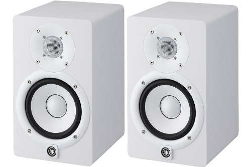 Yamaha HS5 5 in. Active Powered Studio Monitor (White) PAIR