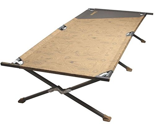 Coleman Signature Big - N - Tall Oversized Cot, Supports Up to 600 lbs, For people up to 6 ft 8 in