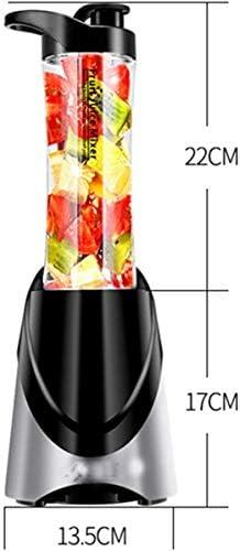 Exprimidores La Simplicidad XMJ Portátil Multifunción Hogar Mini Pequeño Eléctrico Portátil Blender Copa 13.5X13.5X39CM XMJ