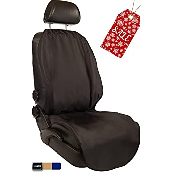 seat saver waterproof removable universal car bucket seat cover easy on and off. Black Bedroom Furniture Sets. Home Design Ideas