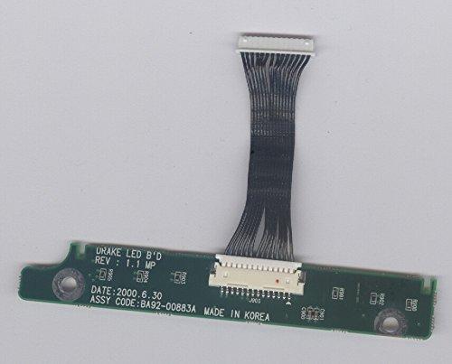 Gateway Solo 5300 LED Power Button Board BA92-00883A