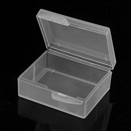 PULUZ Hard Plastic Transparent Battery Storage Box for GoPro HERO3+ /3 Battery AHDBT-301 & Amazon.com: PULUZ Hard Plastic Transparent Battery Storage Box for ...