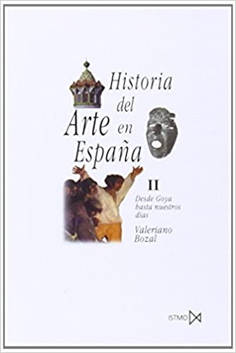 Historia del Arte en España II: 18 (Fundamentos): Amazon.es: Bozal, Valeriano: Libros