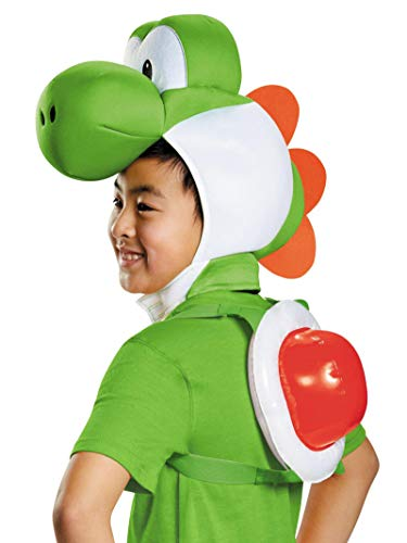Yoshi Child Costume Kit