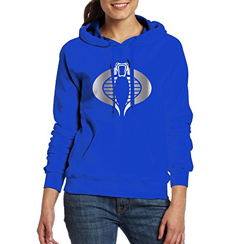 [VCKFMEN Women's Cobra Command Platinum Style 3D Hoodies Sweatshirts With Pockets] (Cobra Firefly Costumes)