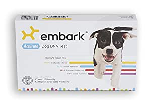 Embark Dog DNA Test · Breed Identification · 160 Health Results · 200K Genetic Markers