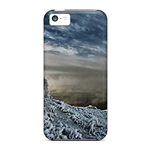 Fashion Tpu Case For Iphone 5c- In The Northern Region Defender Case Cover