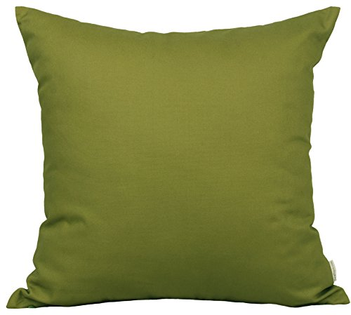 TangDepot Cotton Solid Throw Pillow Covers, 12