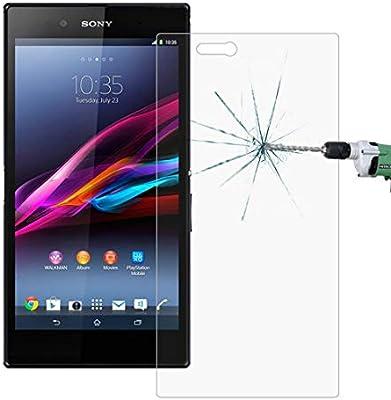 Protección de la pantalla del teléfono templado de Pengjiawei 50 ...