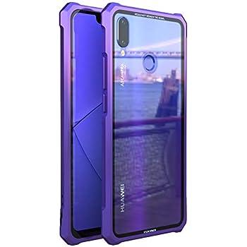 Amazon.com: Huawei Nova 3 Case - SLEO [Air Cushion] Flexible ...