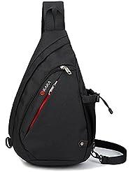 Fengju Sling Backpacks Travel Backpack Crossbody Bag Sling Bag Chest Bag