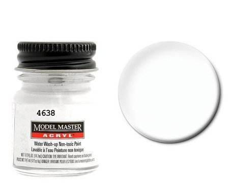 4638 Gloss Clear Acrylic FM02017 1 oz